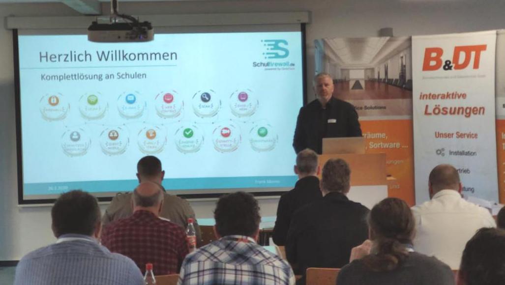 Schulfirewall.de • Octogate • Wlan Schule Komplettlösung • Präsentation • Frank Menne